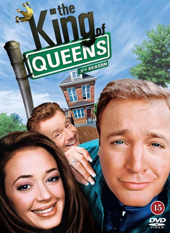 Kongen Af Queens - Sæson 3 - DVD - Tv-serie