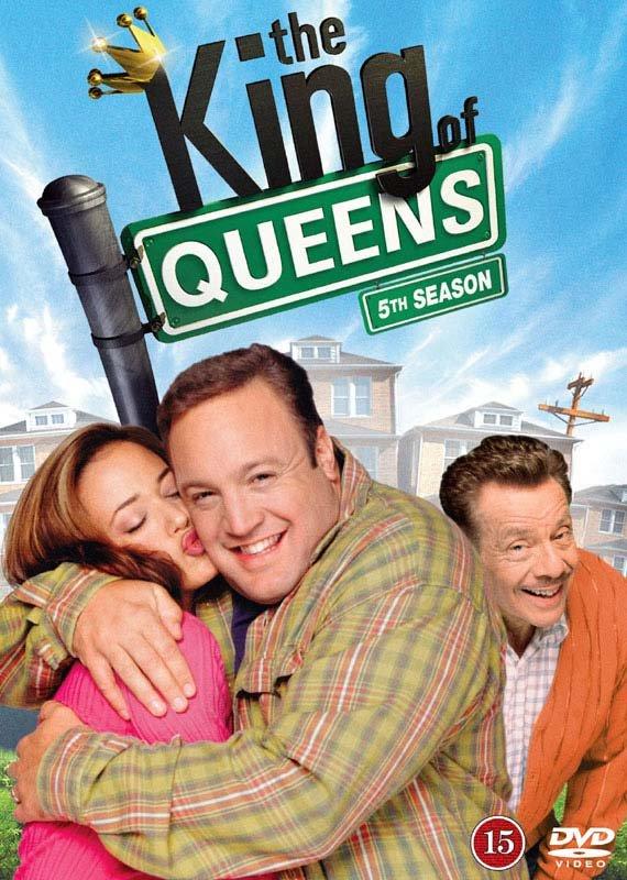Kongen Af Queens - Sæson 5 - DVD - Tv-serie