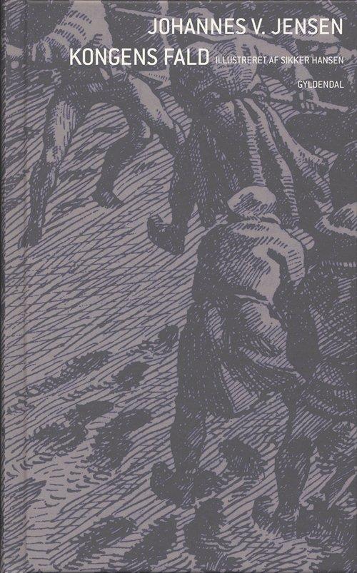 Kongens Fald - Johannes V. Jensen - Bog