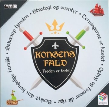 Kongens Fald Spil