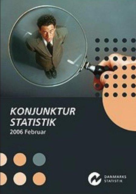 Image of   Konjunkturstatistik 2006 - Februar - Ukendt Forfatter - Bog