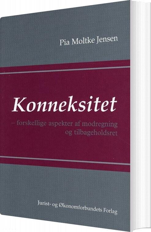 Image of   Konneksitet - Pia Moltke Jensen - Bog