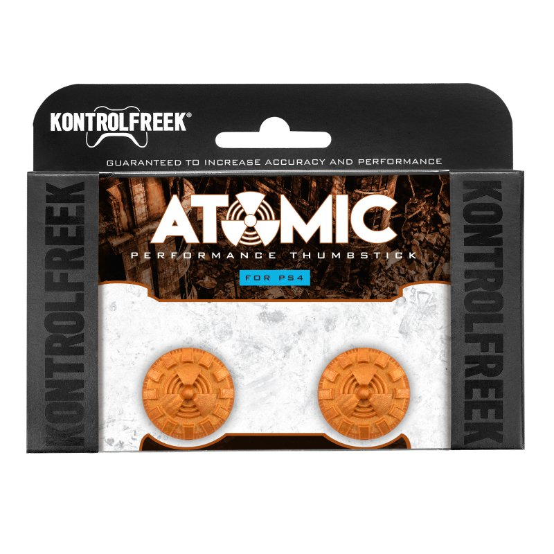 Image of   Kontrolfreek Atomic Performance Thumbsticks Til Ps4