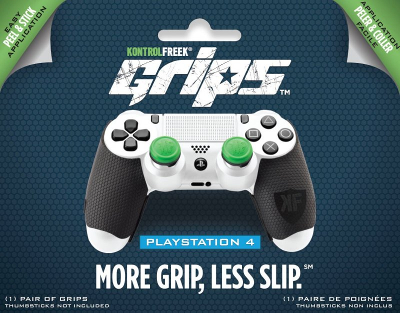 Image of   Kontrolfreek - Playstation 4 Performance Grips