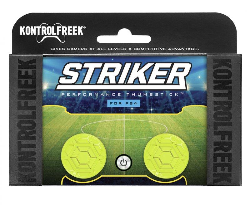 Image of   Kontrolfreek Playstation 4 Striker Performance Thumbsticks