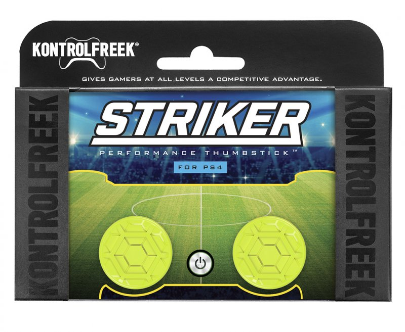 Image of   Kontrolfreek Playstation 4 Striker Performance Thumbsticks