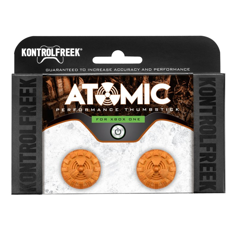Image of   Kontrolfreek Xbox One Atomic Grip Performance Thumbstick