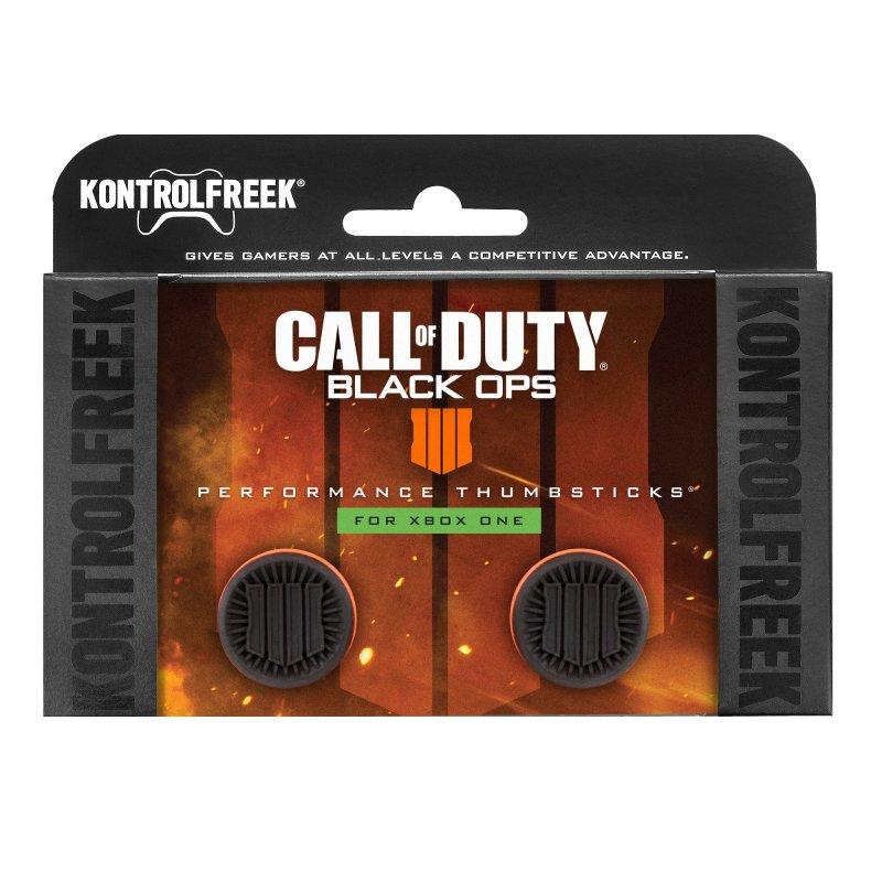 Image of   Kontrolfreek - Xbox One Black Ops 4 Thumb Grips