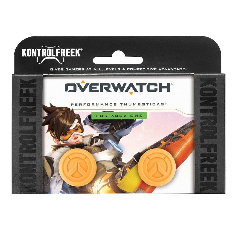 Image of   Kontrolfreek Xbox One Overwatch Performance Thumbsticks