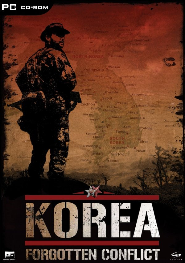 Image of   Korea: Forgotten Conflict - Dk - PC