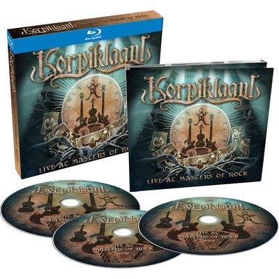 Image of   Korpiklaani - Live At Masters Of Rock - Blu-Ray
