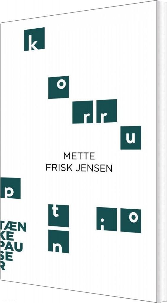 Image of   Korruption - Mette Frisk Jensen - Bog