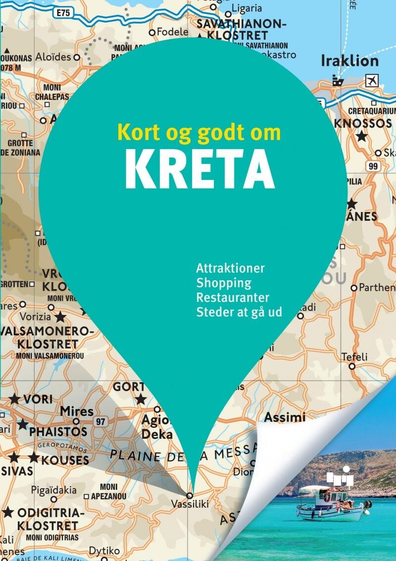 Kort Og Godt Om Kreta - Diverse - Bog