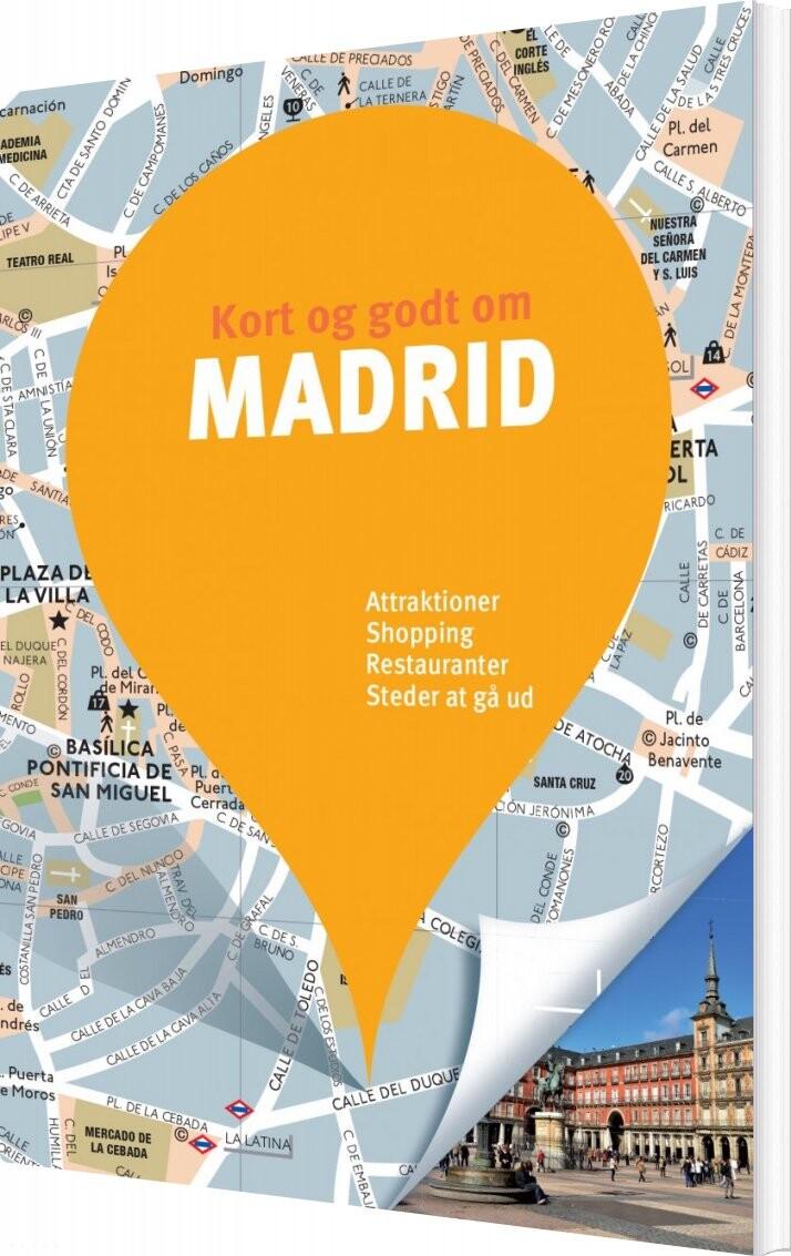 Kort Og Godt Om Madrid - Diverse - Bog