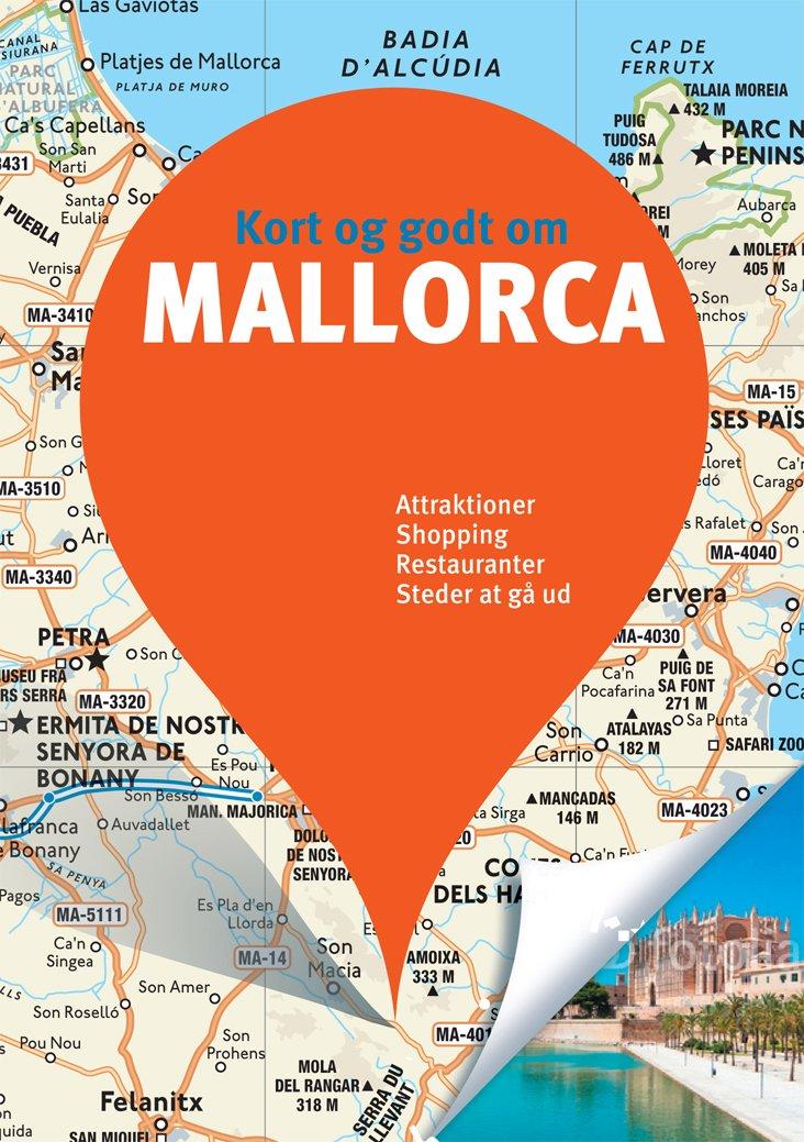 Kort Og Godt Om Mallorca - Diverse - Bog