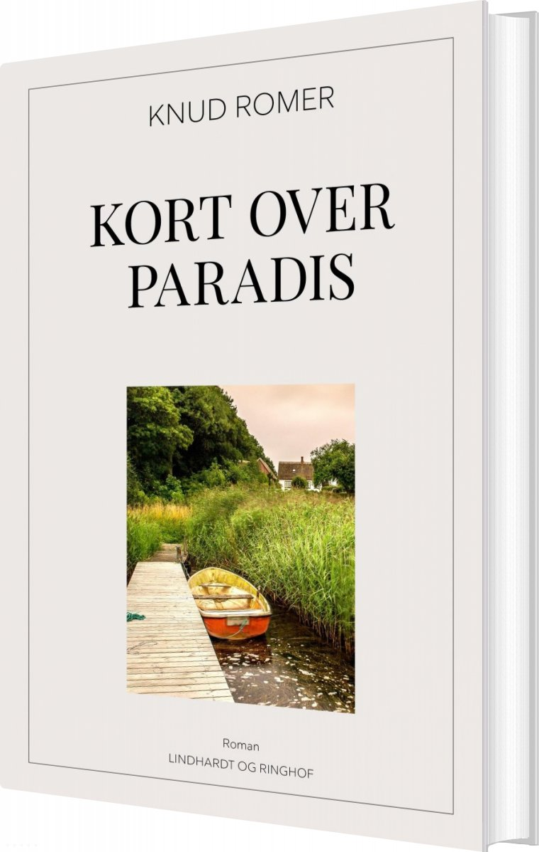 Kort Over Paradis - Knud Romer - Bog