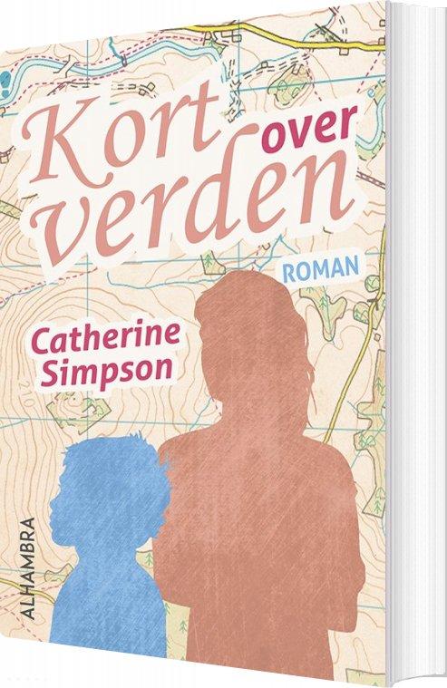 Kort Over Verden - Catherine Simpson - Bog