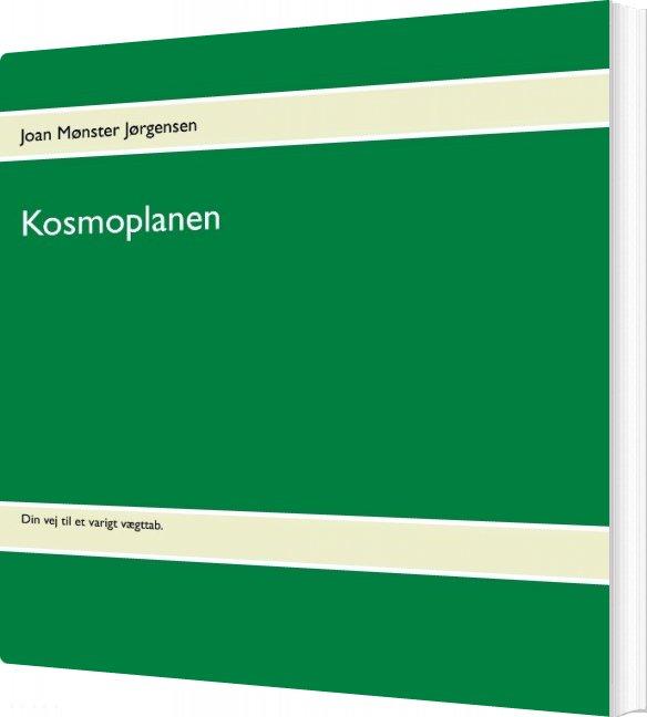 Kosmoplanen - Joan Mønster Jørgensen - Bog