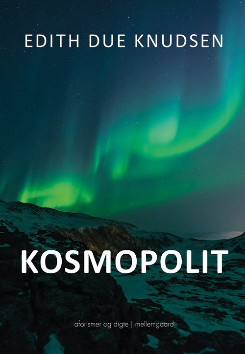 Image of   Kosmopolit - Edith Due Knudsen - Bog