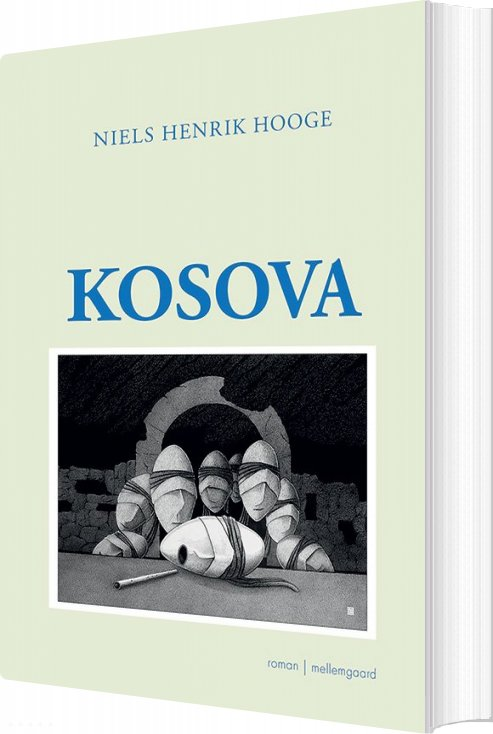 Image of   Kosova - Niels Henrik Hooge - Bog