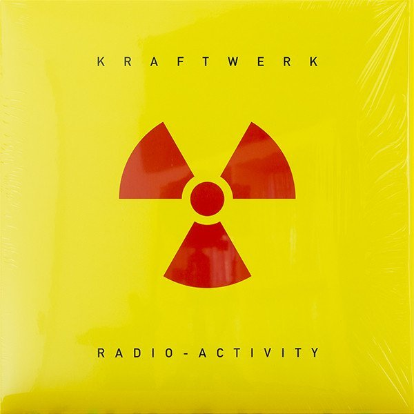 Kraftwerk - Radio-activity - Vinyl / LP