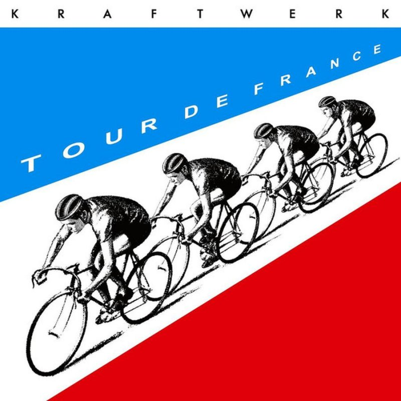 Kraftwerk - Tour De France - Vinyl / LP