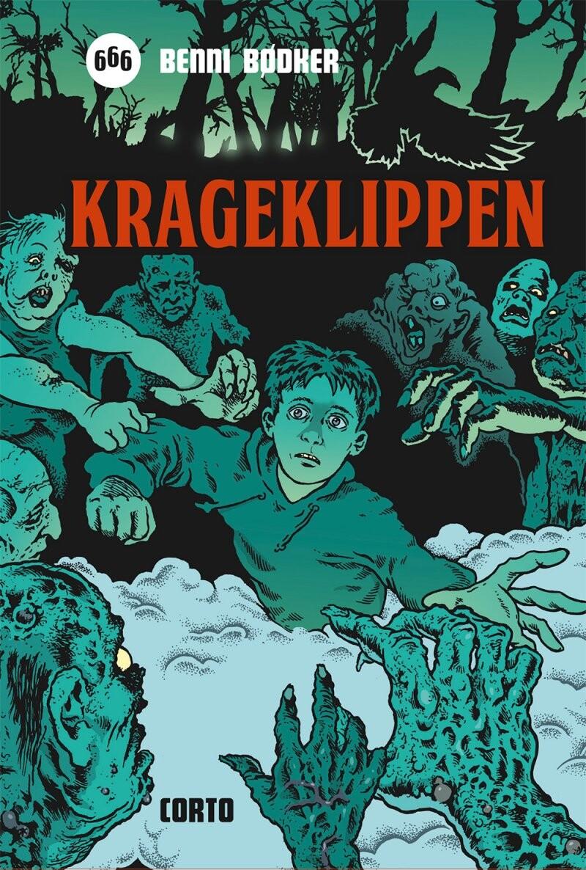 Image of   Krageklippen - Benni Bødker - Bog