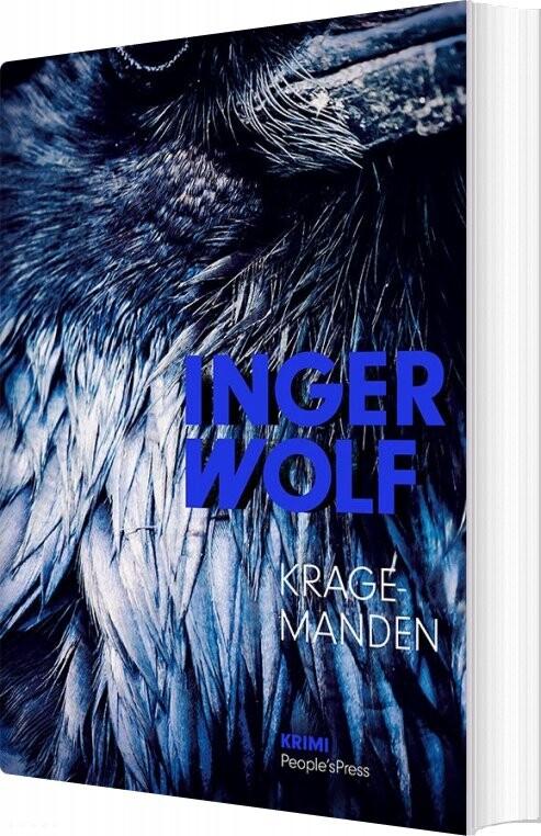 Kragemanden - Inger Wolf - Bog