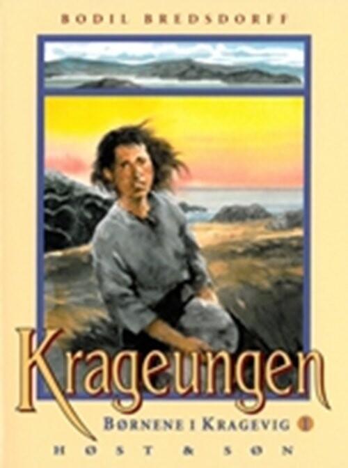 Krageungen - Bodil Bredsdorff - Bog