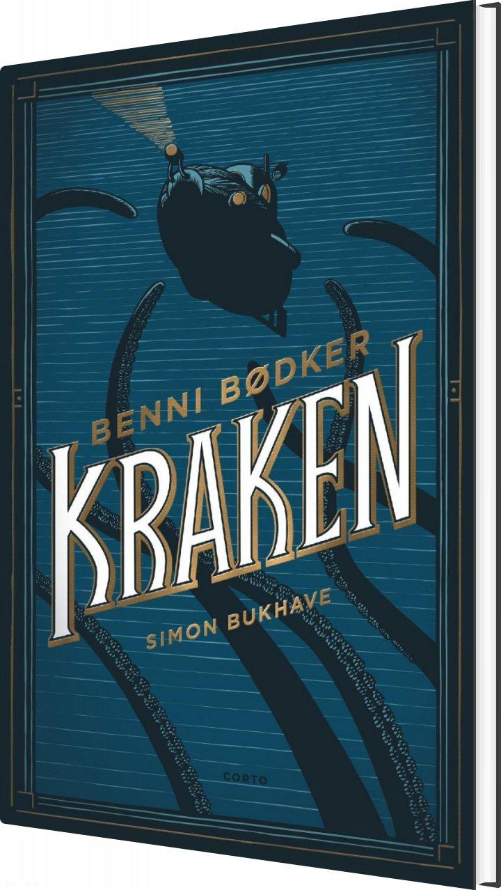 Image of   Kraken - Benni Bødker - Bog