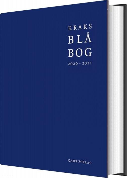 Image of   Kraks Blå Bog 2020-2021 - Diverse - Bog
