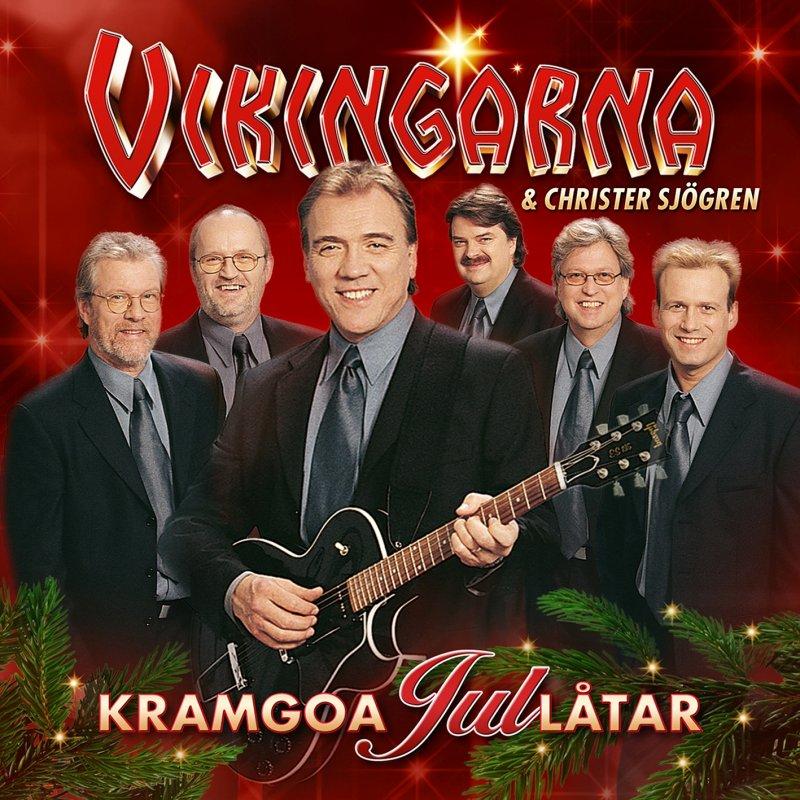 Image of   Vikingarna - Kramgoa Jullåtar - CD