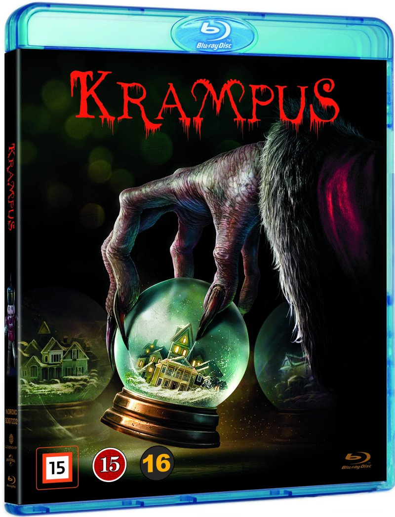 Image of   Krampus - Blu-Ray