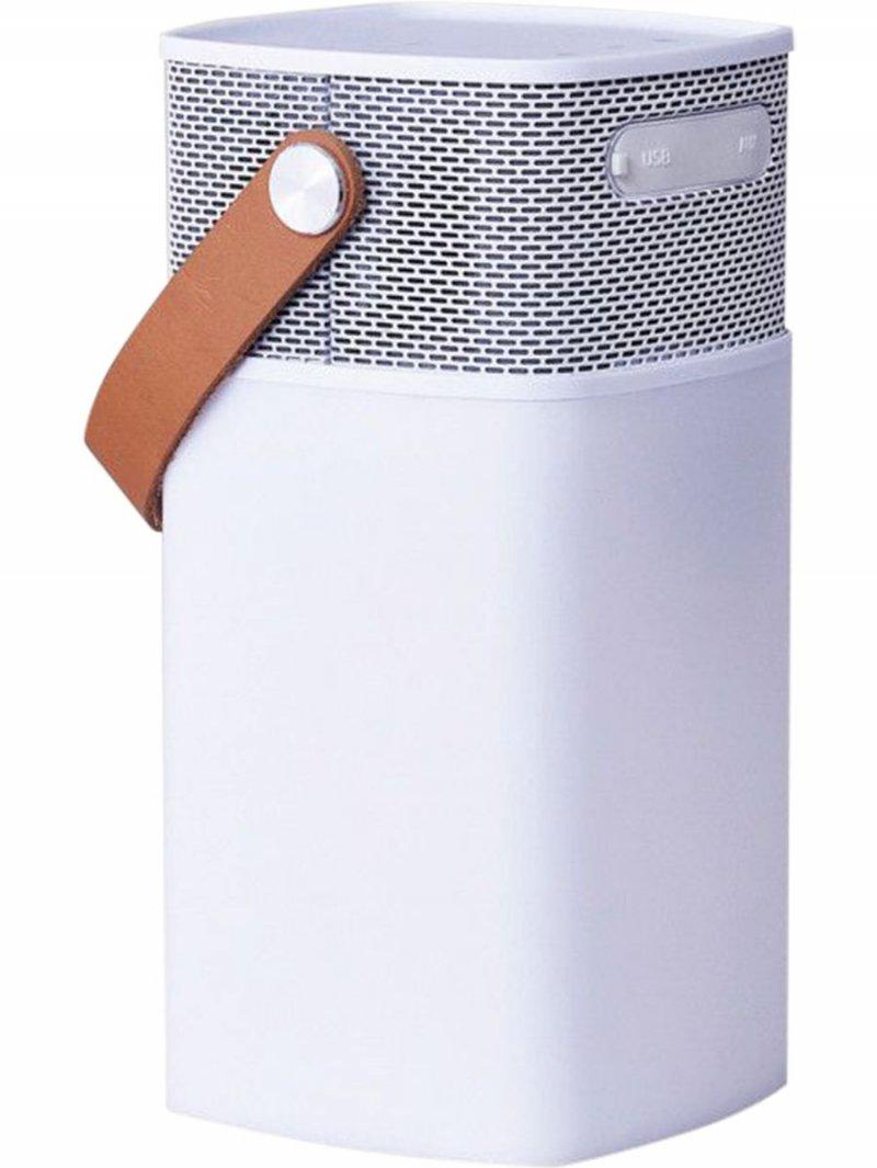 Kreafunk Aglow Bluetooth Højtaler - Hvid
