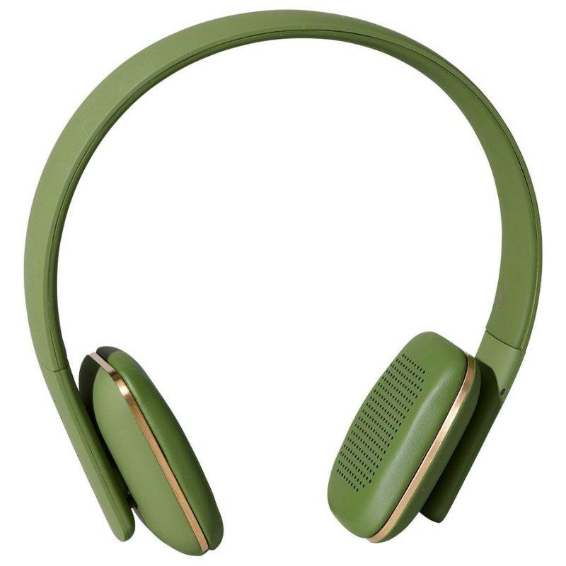 Image of   Kreafunk Ahead Bluetooth Headset - Army