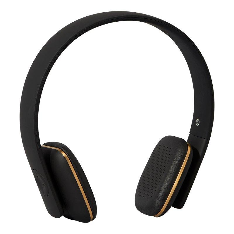 Kreafunk Ahead Trådløse Høretelefoner / Hovedtelefoner - Sort → Køb billigt her