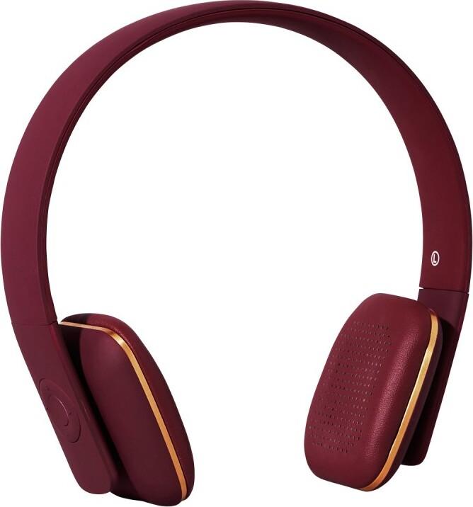 Kreafunk Ahead Trådløse Høretelefoner / Hovedtelefoner - Blomme