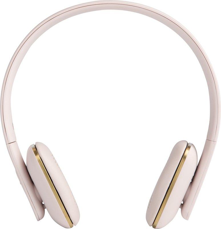 Kreafunk Ahead Trådløse Høretelefoner / Hovedtelefoner - Støvet Pink → Køb billigt her