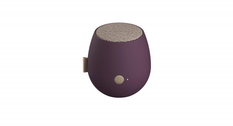Kreafunk – Ajazz Bluetooth Højtaler – Lilla – Kwft65