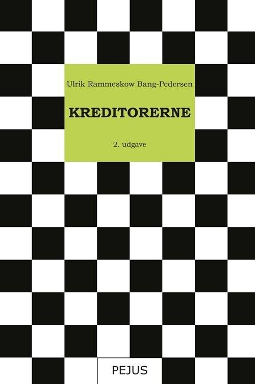 Kreditorerne - Ulrik Rammeskow Bang-pedersen - Bog