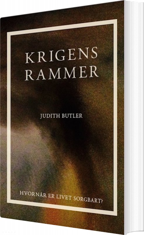 Krigens Rammer - Judith Butler - Bog