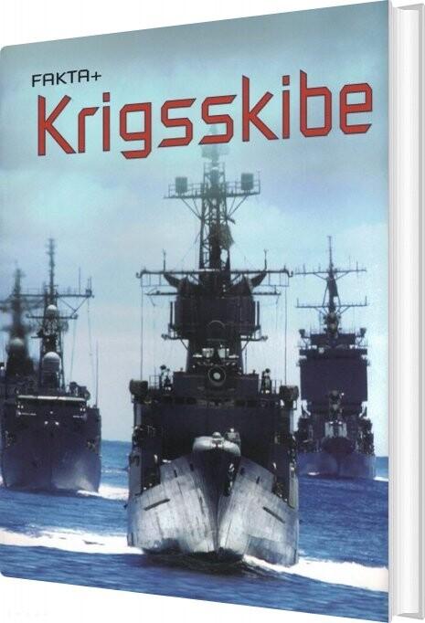 Billede af Krigsskibe - Henry Brook - Bog