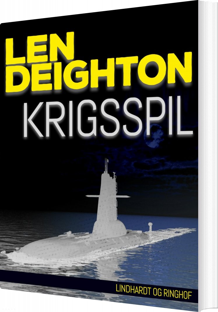 Krigsspil - Len Deighton - Bog