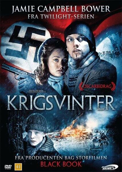 Image of   Krigsvinter / Oorlogswinter - DVD - Film