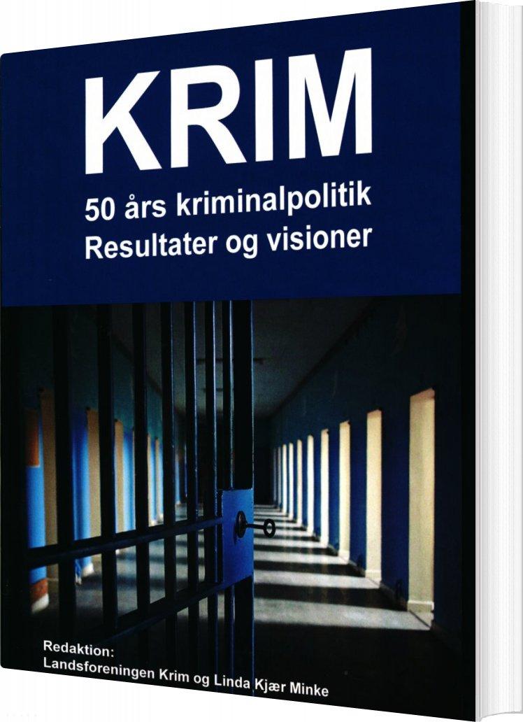 Billede af Krim - Linda Kjær Minke - Bog