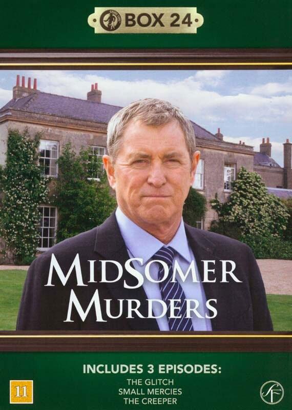 Image of   Kriminalkommissær Barnaby / Midsomer Murders - Box 24 - DVD - Tv-serie