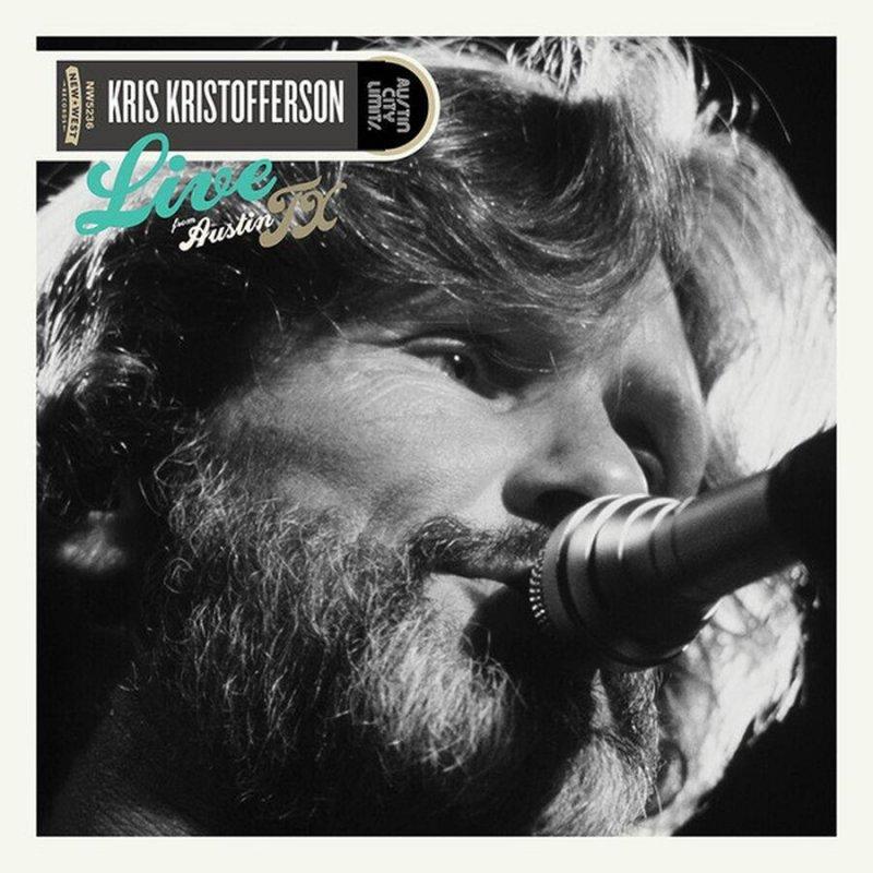 Kris Kristofferson - Live From Austin - Tx - Vinyl / LP