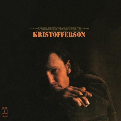 Image of   Kris Kristofferson - Kristofferson - Vinyl / LP