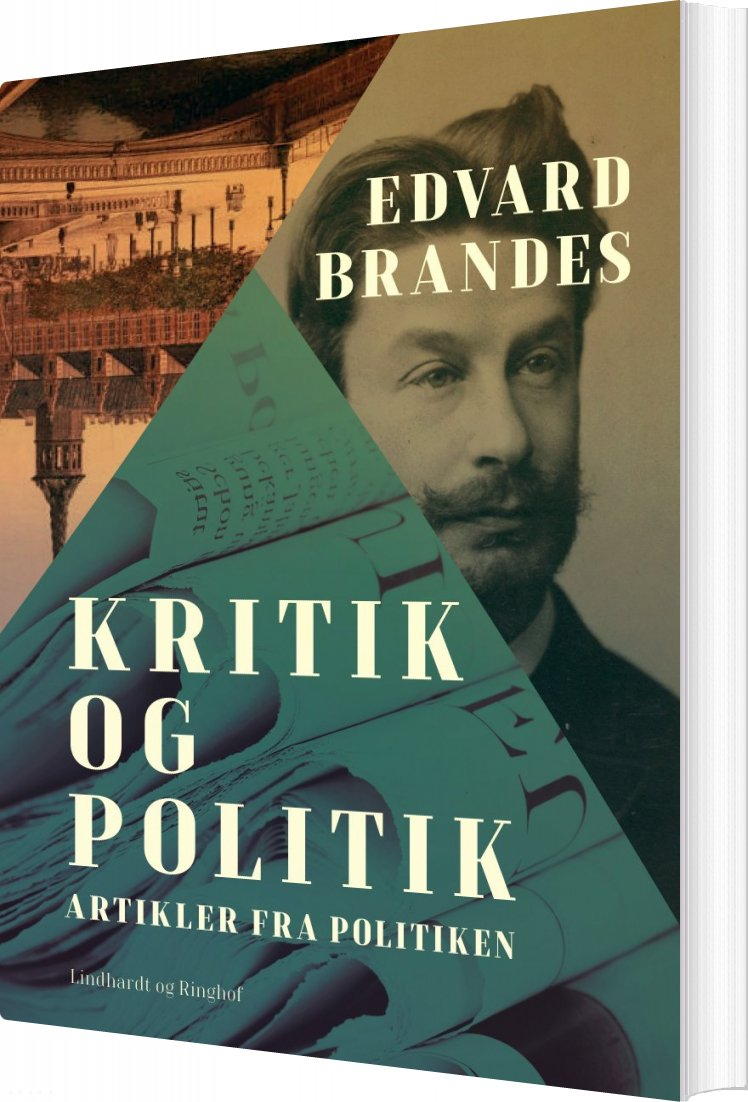 Image of   Kritik Og Politik: Artikler Fra Politiken - Edvard Brandes - Bog