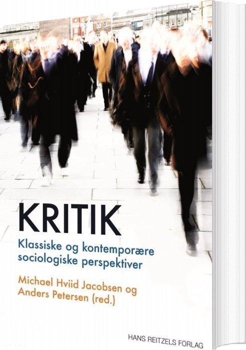 Image of   Kritik - Lars Thorup Larsen - Bog